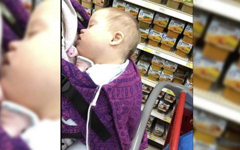 bully shopper target mom Facebook letter