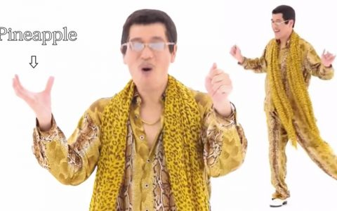 pen pineapple apple pen viral ppap piko taro