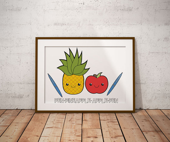 ppap downloadable wall art
