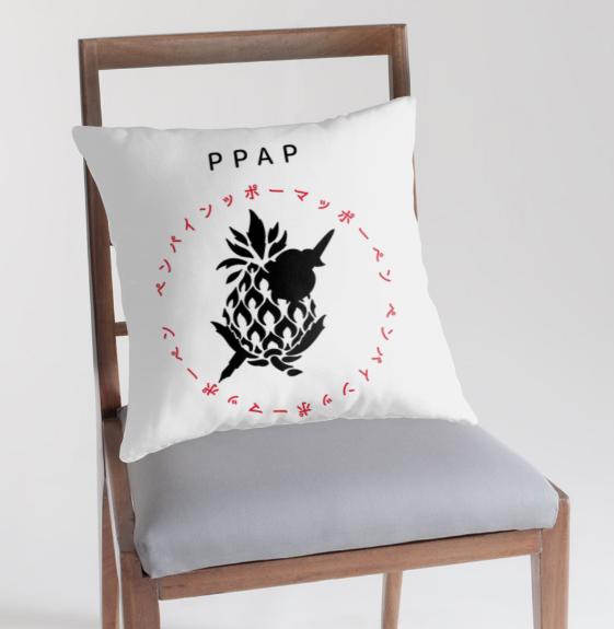 ppap pillow 1