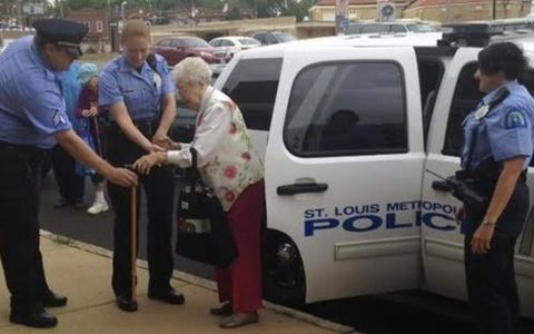 102-year-old arrested