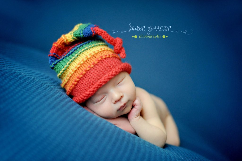 Rainbow Baby Photos That'll Make Your Heart Soar