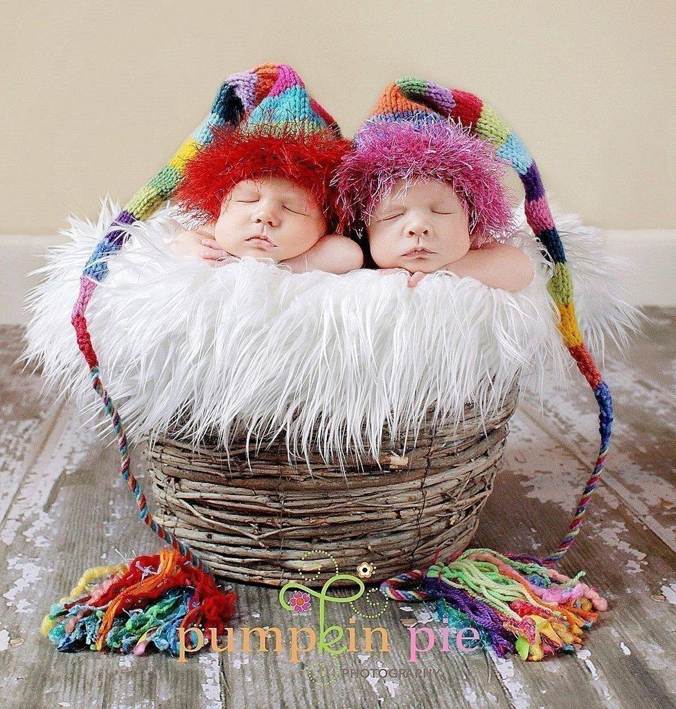 Rainbow baby photos