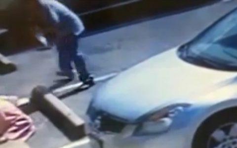 Good Samaritan rescues 81-year-old shop owner