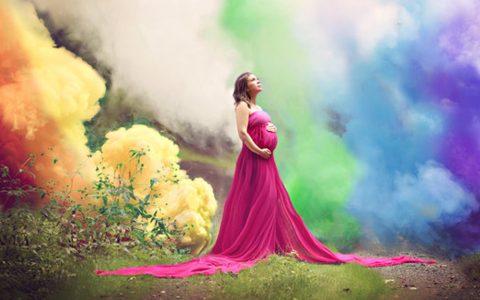 rainbow baby everything inspirational