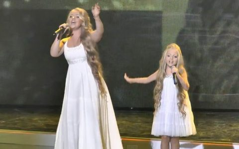 2 sisters sing without you