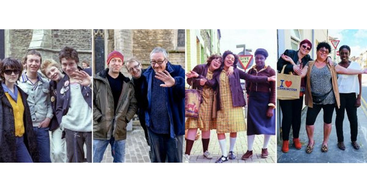 Photographer Reunites People To Recreate Photos After 40 Years _ chris porsz _ everything inspirational
