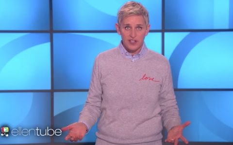 Ellen's Post-election Message
