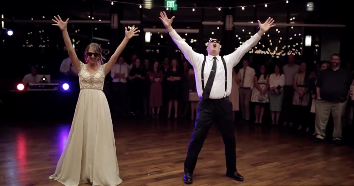 epic father and bride dance daddy daughter