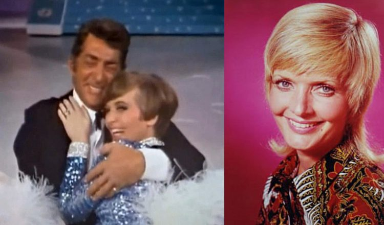 Florence henderson and dean martin