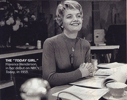 Florence Henderson The Today Show