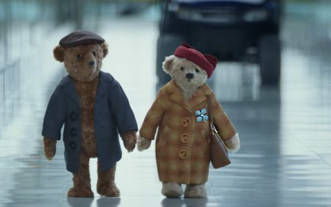 Heathrow Bears Christmas Ad