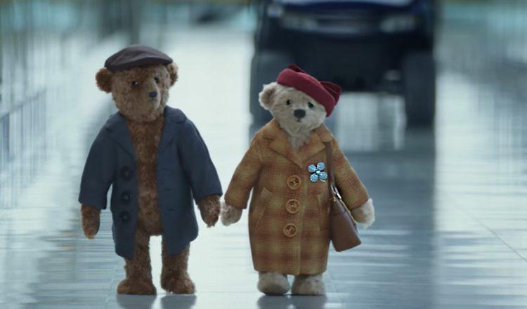 Heathrow Bears Christmas Ad