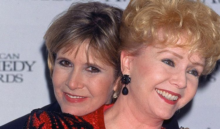 Debbie Reynolds' last words Carrie Fisher