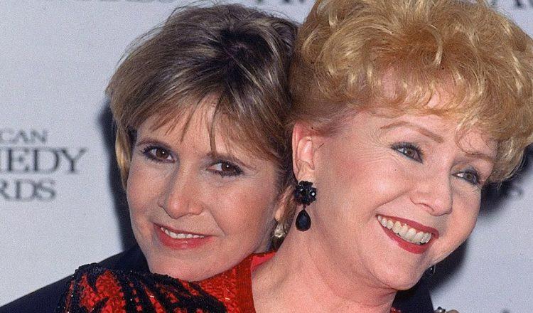 Debbie Reynolds' last words Carrie Fisher