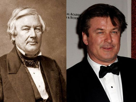 14 Photos of People Who Look Exactly Like Famous Celebrities _ Alec Baldwin _ everything inspirational