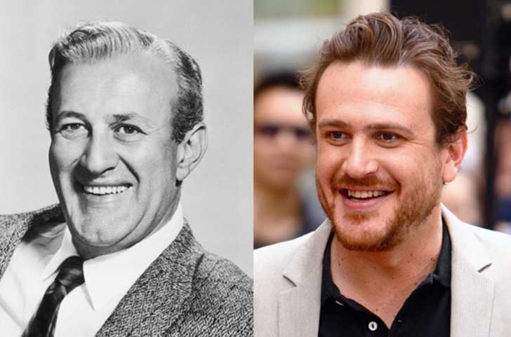 14 Photos of People Who Look Exactly Like Famous Celebrities _ Jason Segal _ Lee Cobb _ everything inspirational