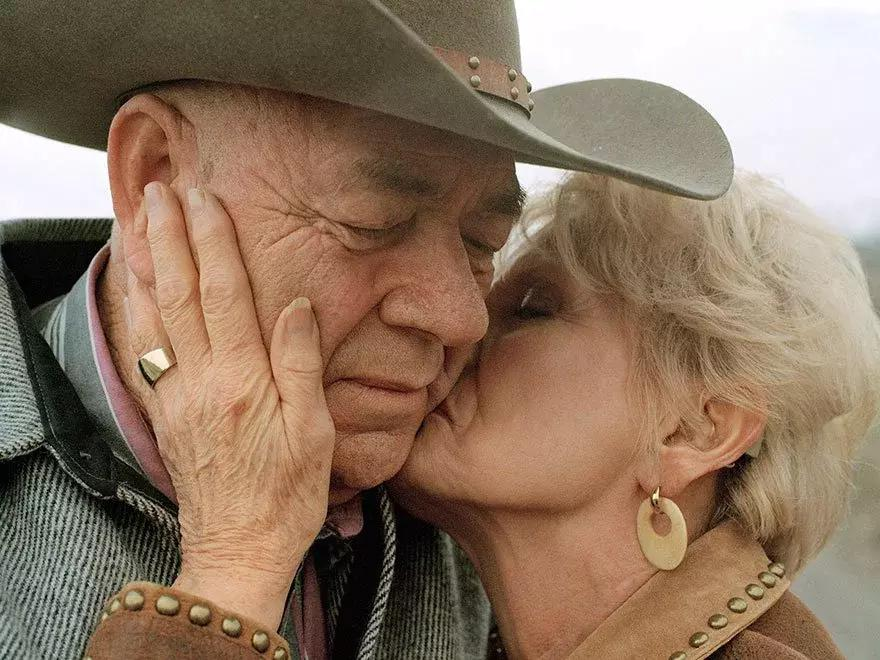 Photos of Couples Married 50 Years Shows What Love Really Looks Like _ Kiss _ all created