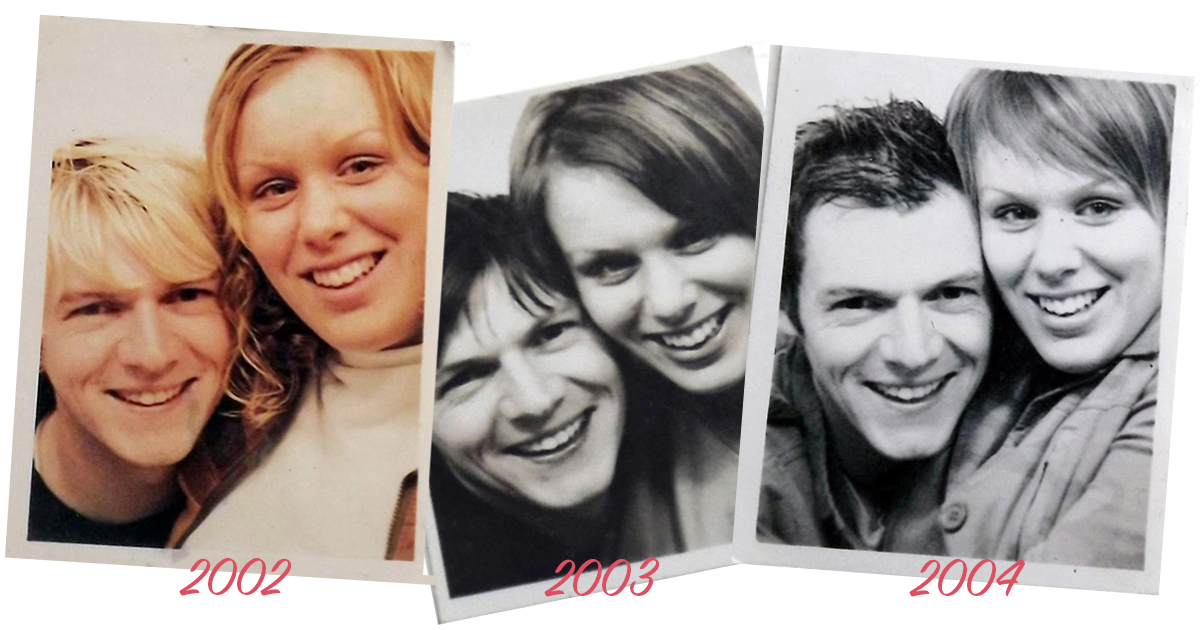17 Years Ago They Climbed Into A Photo Booth And They Keep Going Back _ 2002_2003_2004 _ All Created