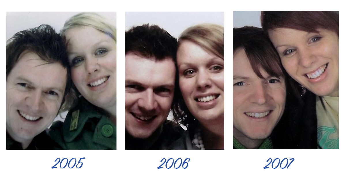 17 Years Ago They Climbed Into A Photo Booth And They Keep Going Back _ 2005_2006_2007 _ All Created