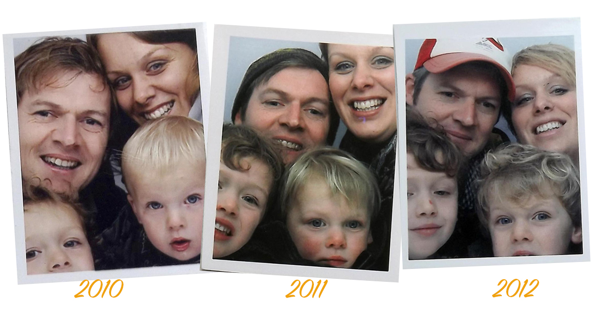 17 Years Ago They Climbed Into A Photo Booth And They Keep Going Back _ older boys _ All Created