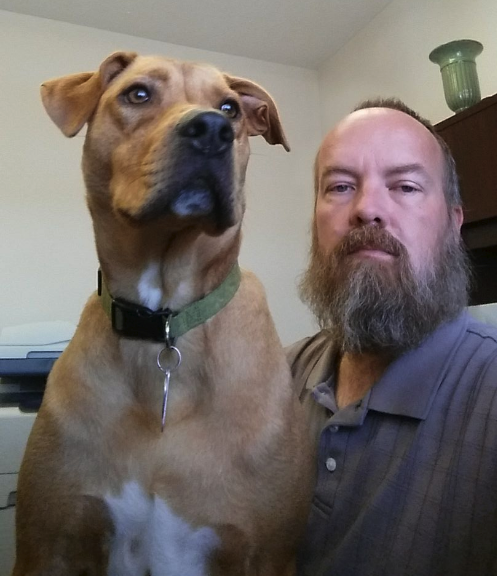 Hospitalized Man Was Not Recognized By His Own Dog _ Pup Sniffs him _ everything inspirational