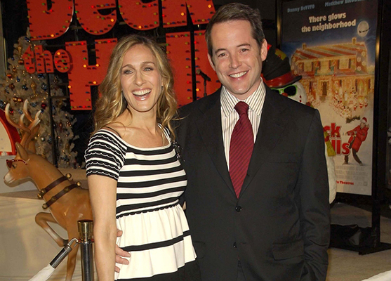 10 Down-to-Earth Celebrities Who Know How to Keep Life Simple _ Matthew Broderick _ Sarah Jessica Parker _ everything inspirational