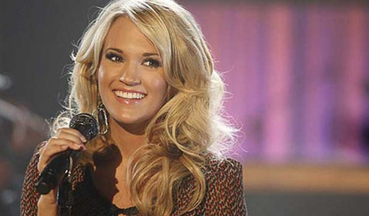 10 Down-to-Earth Celebrities Who Know How to Keep Life Simple _ Carrie Underwood _ everything inspirational