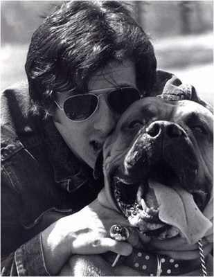 Rocky Star Was So Broke He Had to Sell His Dog _ Butkus Rocky Set _ everything inspirational