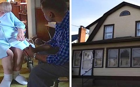 Elderly Woman About to Be Evicted Learns Neighbors Changed Her Mortgage _ god updates