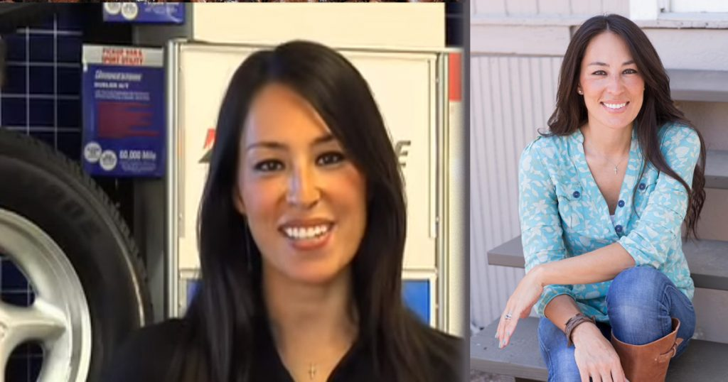 See the commercial from before this hgtv star 39 s fixer for Joanna gaines firestone commercial