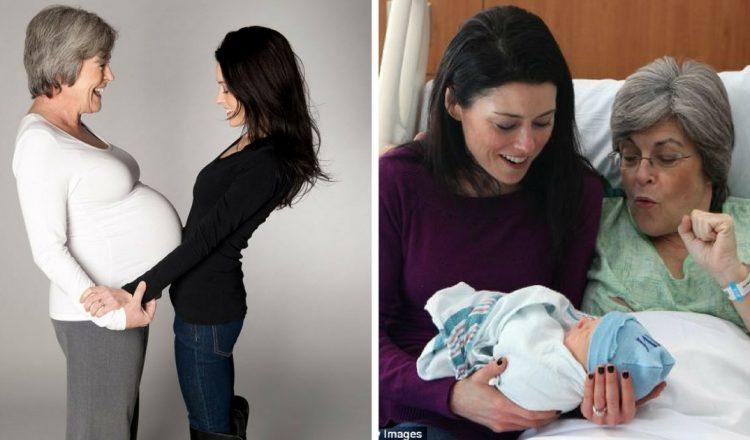 everthing inspirational - grandma surrogate