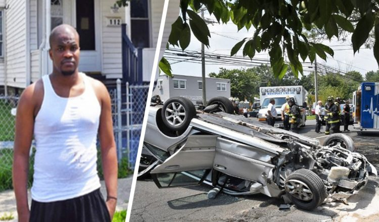 Man Misses Job Interview To Save Car Crash Victim _ aaron tucker _ everything inspirational