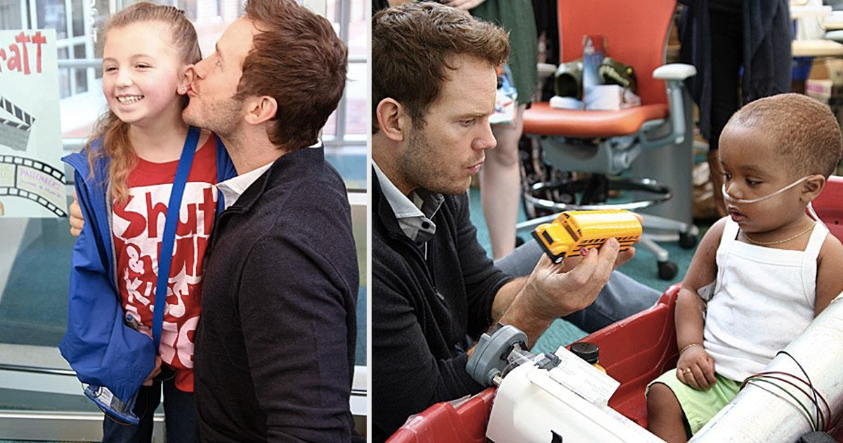 9 Kindly Celebrities Who Know How To Treat Their Fans _ chris pratt _ everything inspirational