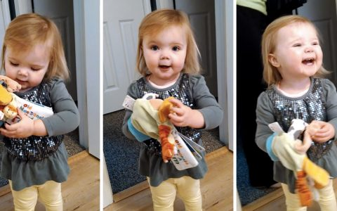 Little Girl's Version Of 'Old McDonald's Farm' Is Too Cute _ everything inspirational