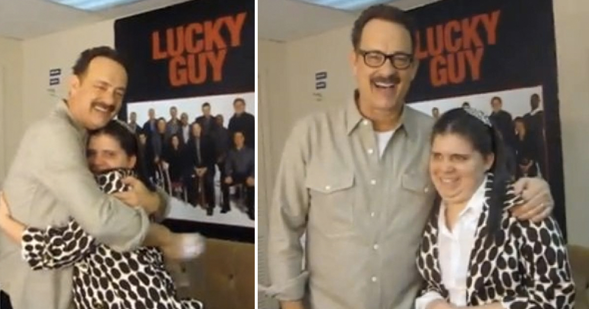 9 Kindly Celebrities Who Know How To Treat Their Fans _ tom hanks _ everything inspirational