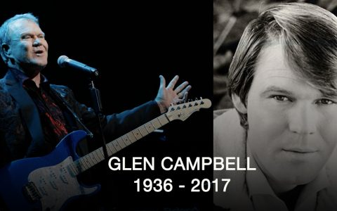 Remembering Music Legend Glen Campbell _ everything inspirational