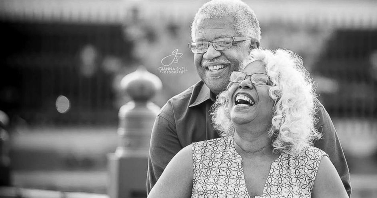 Couple Proves That True Love Can Be Found At Any Age _ murphy lucinda wilson _ everything inspirational