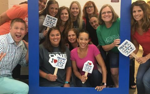 Teachers Welcome Students Back To School With An Awesome Video _ greenwood elementary _ everything inspirational