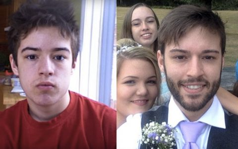 WATCH: He Takes A Photo Every Day From Age 12 To His Wedding Day _ hugo cornellier _ everything inspirational