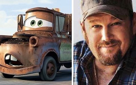 Larry The Cable Guy Gets Emotional About Pixar 'Cars' Movie Opportunity _ everything inspirational