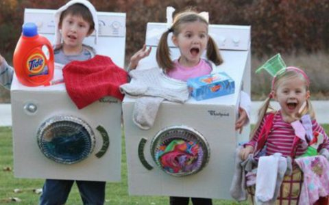 10 Unique Halloween Costumes That You Can Make at Home_ everything inspirational
