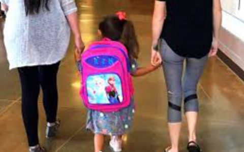 Mom Shows How To Love Her Daughter Through Co-Parenting With StepMom_ everything inspirational