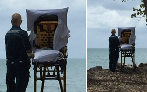 Paramedics Make An Unexpected Detour With Dying Patient _ god updates
