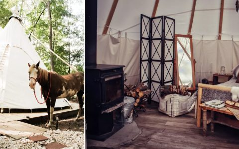 unusual airbnb homes _ everythinginspirational