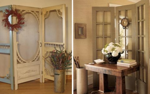 10 DIY Screen Door Ideas to Spruce Up Your Home